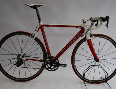 KM Bikes - Author CA Carbon 52