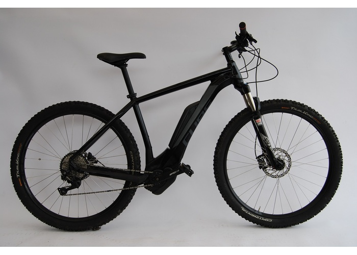 KM bikes - Cube Reaction Hybrid  500